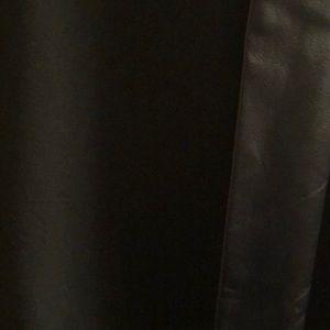 Ann Taylor Jackets & Coats - ANN TAYLOR Leather Lined Blazer